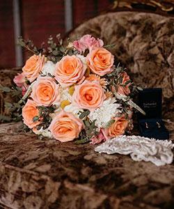 March Wedding