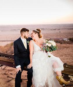 Danielle & Jared Wedding
