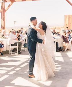 Marina and Anthony Wedding