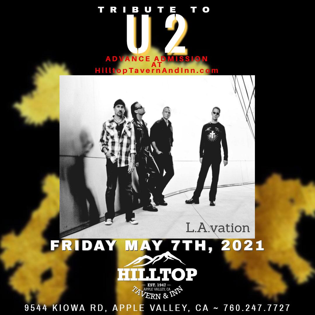 L.A. vation - U2 tribute