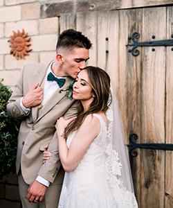 simple sweet wedding